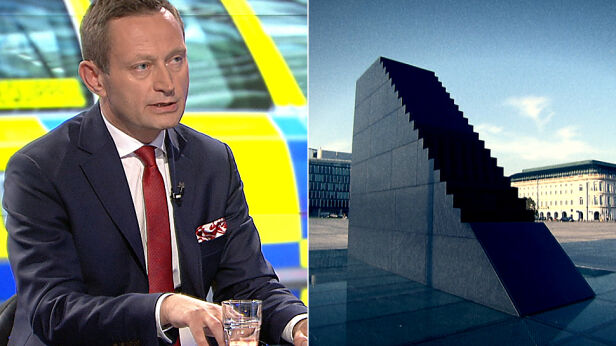 Wiceprezydent o pomniku archiwum TVN