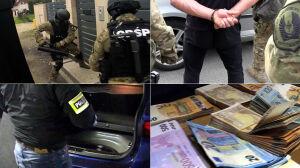 """""""Policja, na ziemię!"""". CBŚP uderzyło w narkotykowy biznes"""