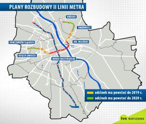 Metro na Targówek: część działek objęta roszczeniami