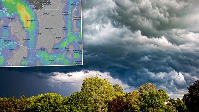 Pogoda na 5 dni: od weekendu <br />duża zmiana w pogodzie