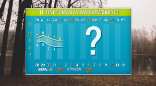 Pogoda na 16 dni: na razie bez szans na zimę